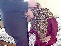 Beautiful slut árabe fode por algum dinheiro