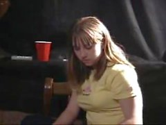 Rachel Smoking