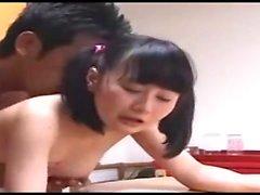 Amateur Asian Teen Paar Hardcore Hausgemachte F