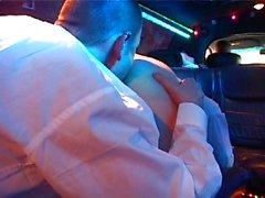 Heißer Homosexuell Treffen in Antriebs Limousinen