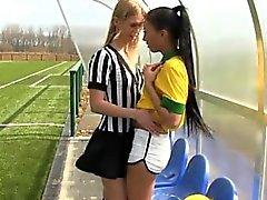 Latina teen pov badrum sandiga fantasin lesbisk Brazilian ÅTERGIVNING