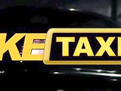 FakeTaxi - grupo de estrondo Fuck Fest do estilo do táxi