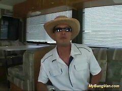Мачехи первый анальный банд ван гангбанг