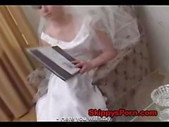 Невеста отсасывает до свадьбы