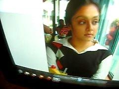 Jyothika Tatie .. jothika tétine noir