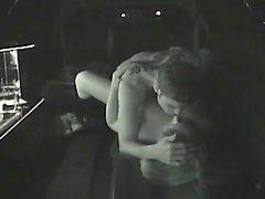 Unga paret knullar i limo Onie av 1fuckdatecom