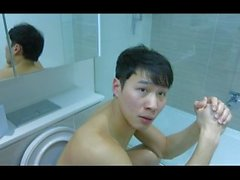 Hong Kong Guy Alex Wong's First Audition in Gay Porn