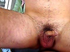 Жиров задница парень получит анальная втроём
