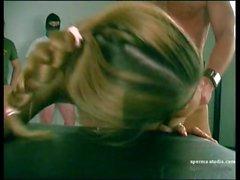 Multiple Cum Shots & Deep Throat - Teeny Girl Niki