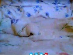 Sperma på kvinnor på Skypes