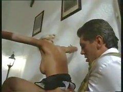 Trevlig sex med blont hot chick