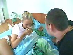 Cara sexo fome fode garota dormindo