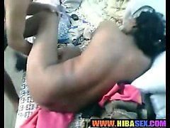 desi mature couple enjoying on bed