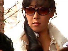 Japanse kinky slave vrouw vee