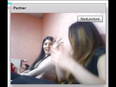 beautiful teens show me feet on chatroulette