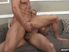 Big Dick Gay analsex med cumshot Clip segment 1