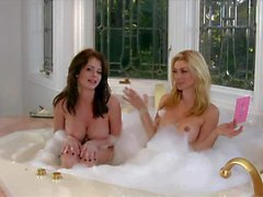 Bathtub interview with Emily Addison