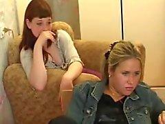 Девочек просмотра порно