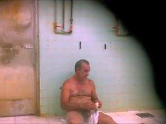 зрелые мужчины ванны