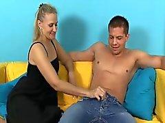 Horny Step Mom Blowjob... IT4REBORN