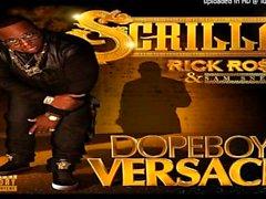 Scrilla - Dopeboy В от Версаче ( подвига Rick Ross & Сам Глазок . )