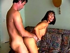 Ranskan Amateur Couple