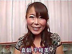 Japanse Granny Ruwweg Gebruikt En afgeroomd ( Uncensored )