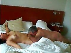 Frau bekommt Fotze zu lecken Orgasmus