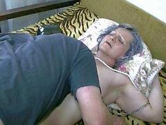 Slicka mormor s pussyen ( Video 1 )