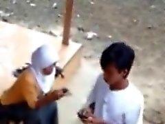 Indonesia ngintip джилбаба ношение хиджаба mesum