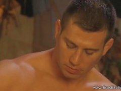 Loving och intim Anal Massage