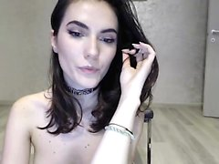 Söt tonåring brunett Cam Free Webcam Porn