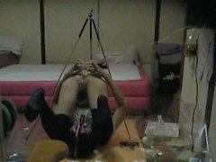 Toilet slave Mimi (2012.11.11) #3