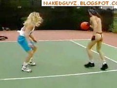 strip basketball