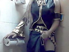 Японии поперечном Cosplay dresse35