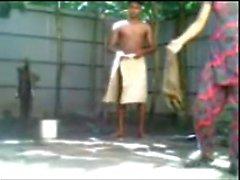 Bangladese figlio n femmina cazzo fin vasca esterna