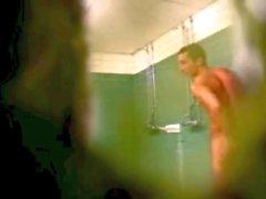 Câmera do espião do chuveiro