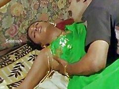 Telugu Vahini kuumaa romanttista scene