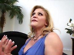 rubia lesbianas calurosos adoran se toquen