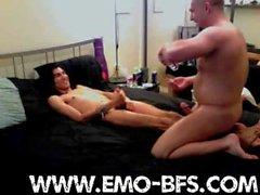 Del emo Jovencitos energía Follada las emociones a BFS /