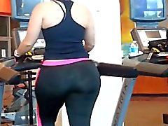 Big Butt Milf Wiggle Workout - JBG3
