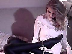 Super-fließend strapon Dildo erotischen Film