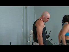 Carmella Bing Sex In The Gym