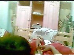 ägyptischen Teen saugt und fickt