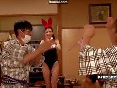 Kimono Misaki Rola dans Fan de Thanksgiving