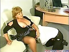 Fat madura cougar ficar com tesão