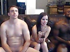 Hot amateur interracial fucking 3 Webcam-Paare müssen sehen!