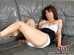 Extreem geil japanse MILFS zuigen part3