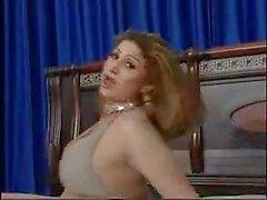 Pakistano bellissimo bigboobs cognati ballo nudo nella sua letto