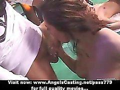 Любительское удивительный Прикольные эротические фотки имеющих оргии на клюшкой участника